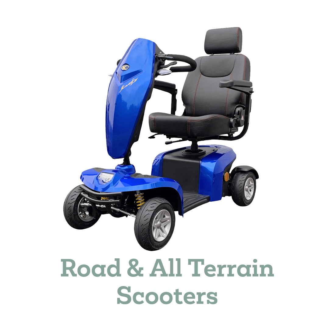 Road Scooters (Class 3)