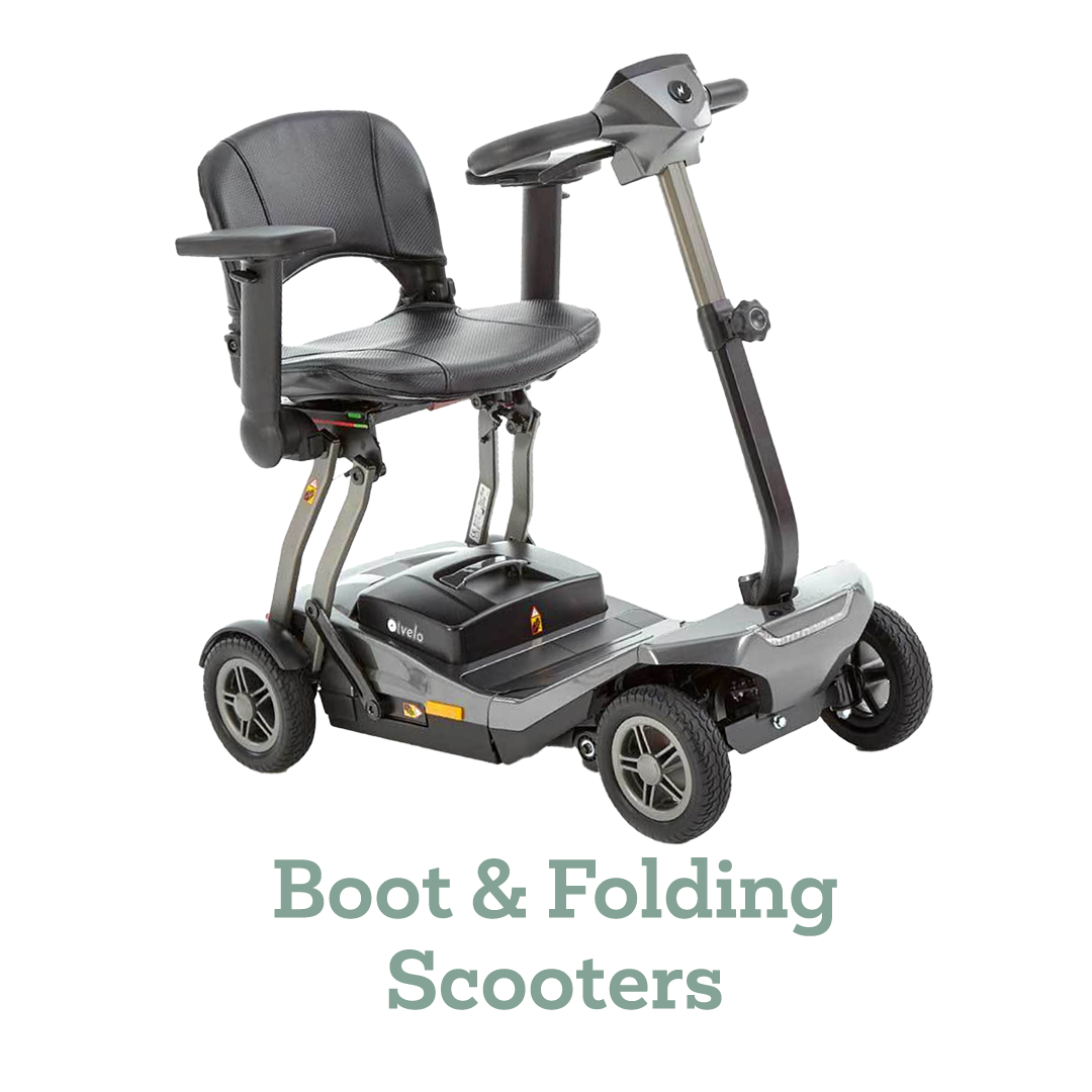Boot Scooters (Folding)