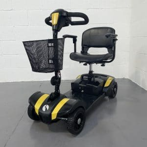 Transportable Boot Scooter