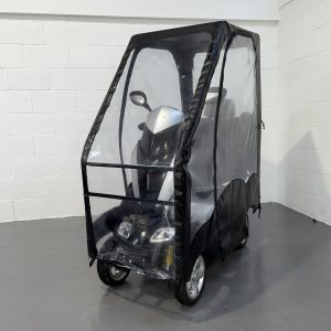 Large Mobility Scooter With Canopy