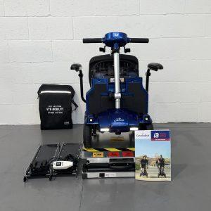 Scooter & Automatic Ramp Bundle